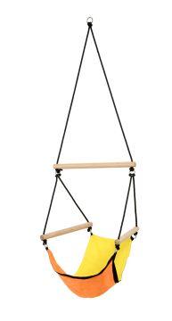 Swinger Yellow Cadeira Suspensapara criança