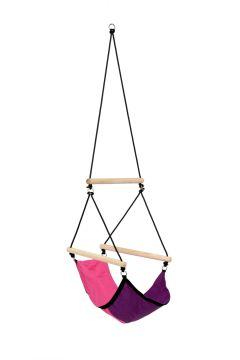 Swinger Pink Cadeira Suspensapara criança