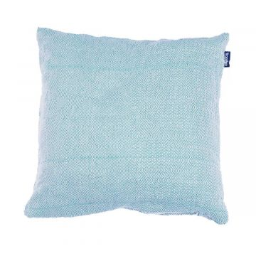 Natural Blue Almofada