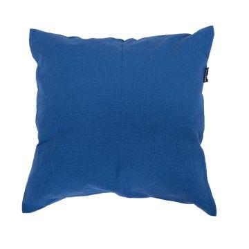 Plain Blue Almofada