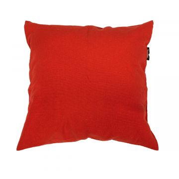 Plain Red Almofada