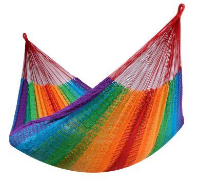 Mexico Rainbow Cama de Rede dupla