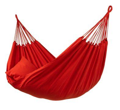 Organic Red Cama de Rede dupla