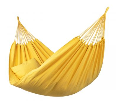 Organic Yellow Cama de Rede dupla