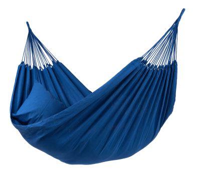 Plain Blue Cama de Redepara 1 pessoa