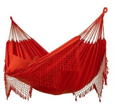 Sublime Red Cama de Rede dupla