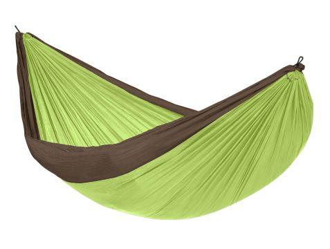 Travel Lime Cama de Rede ao ar livre dupla