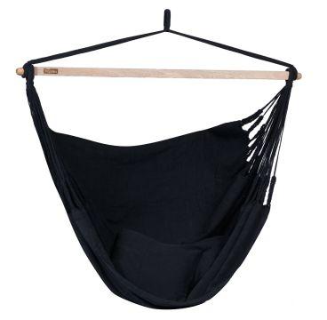 Luxe Black Cadeira Suspensa dupla