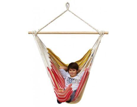 Tropical Earth Lounge Cadeira Suspensa para 1 pessoa