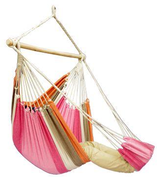 Tropical Lychee Lounge Cadeira Suspensa para 1 pessoa