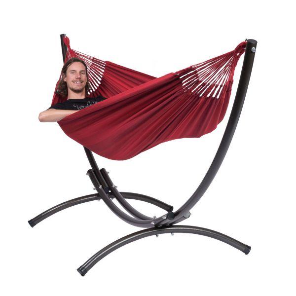 'Dream' Red Cama de Redepara 1 pessoa