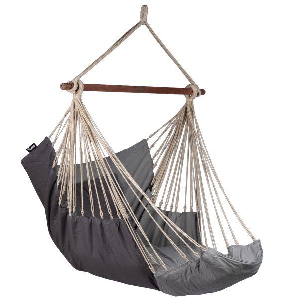 'Sereno' Grey Cadeira Suspensa para 1 pessoa