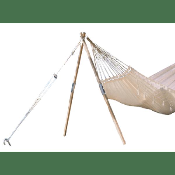'Madera'  Suporte para Cama de Rede de 1 pessoa